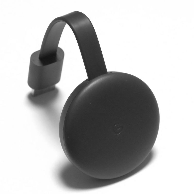 chromecast 3 pour regarder en streaming