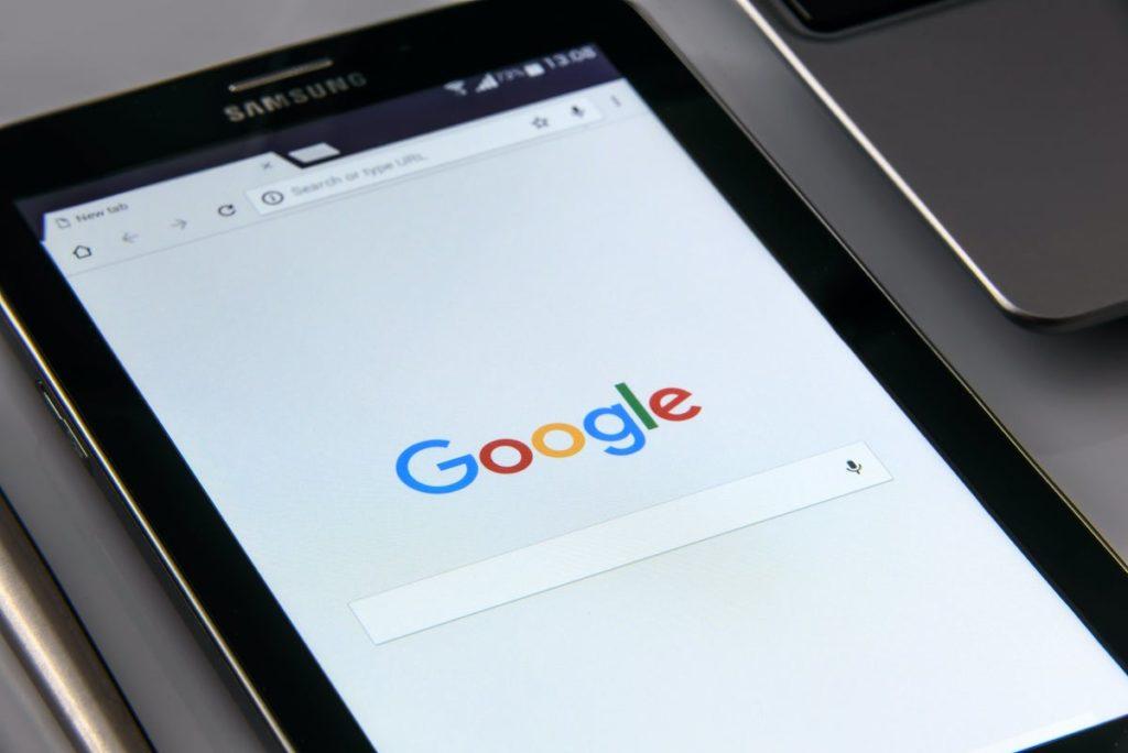 mise à jour google page experience
