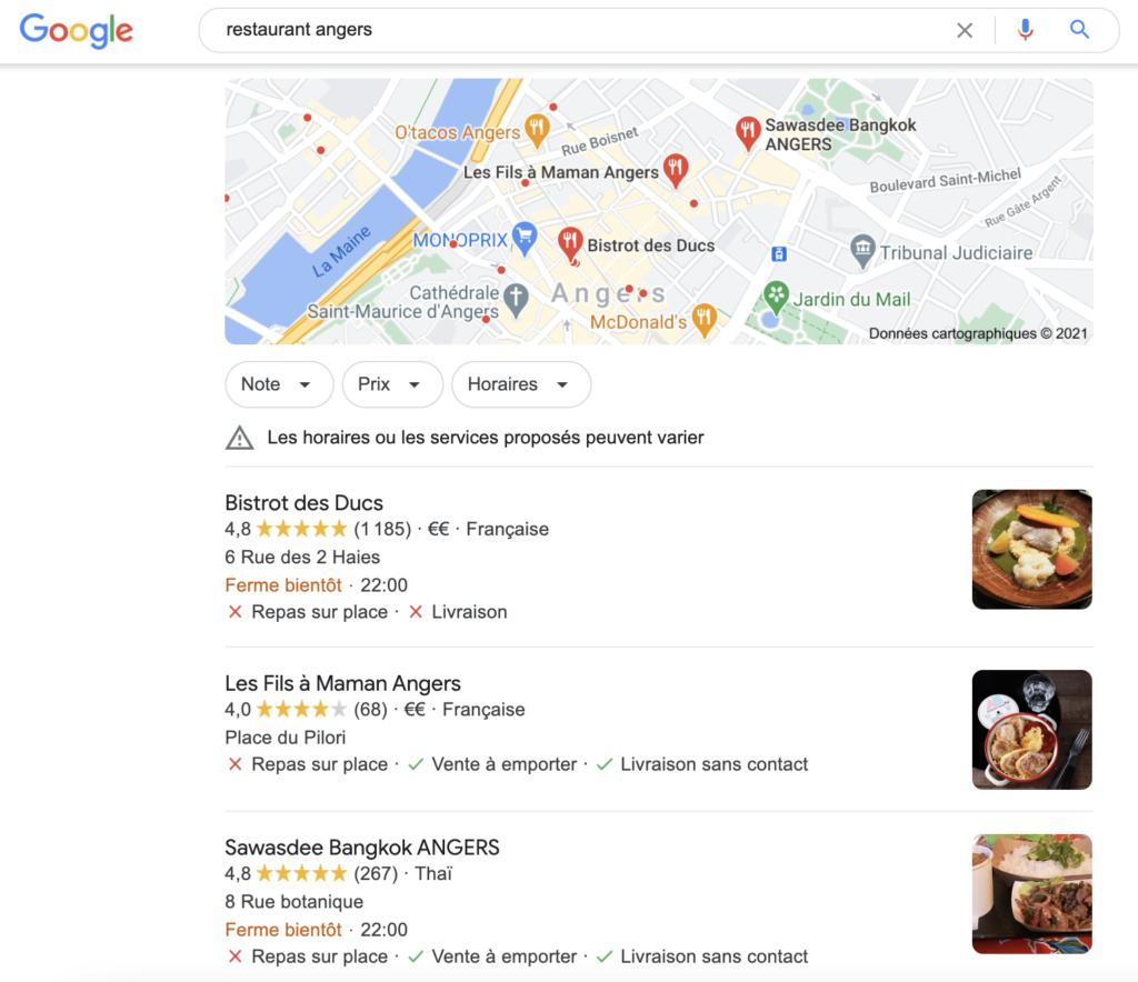 à quoi sert une fiche google my business